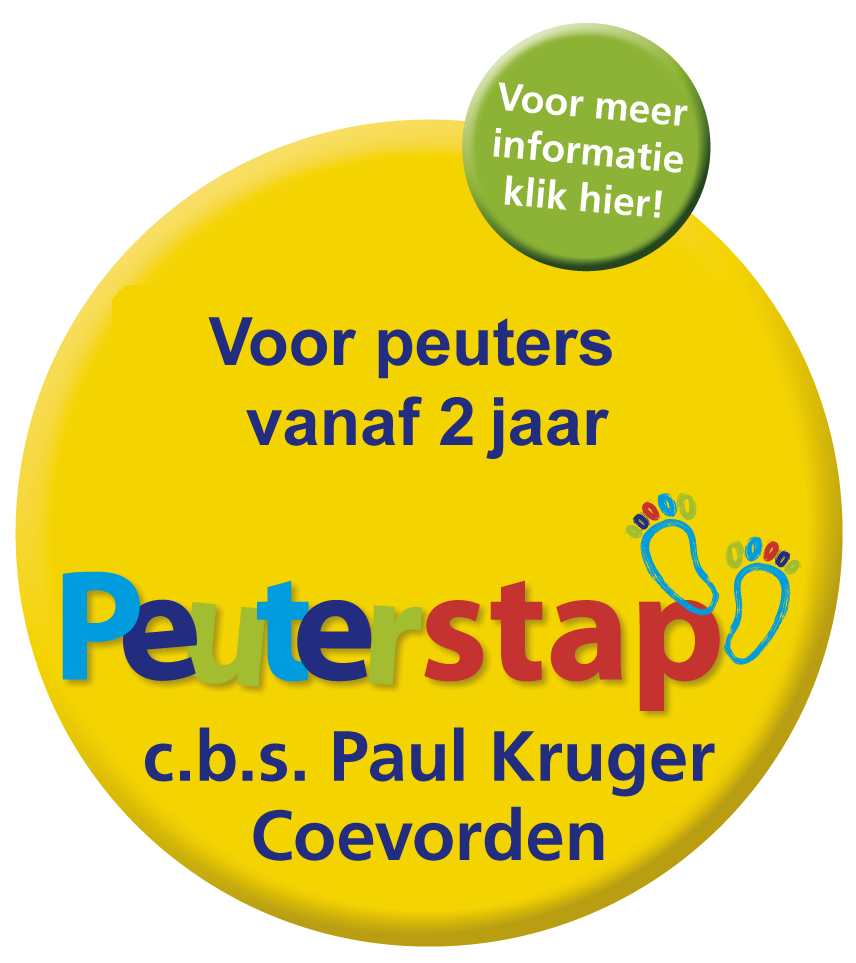 peuterstap button 2 jaar